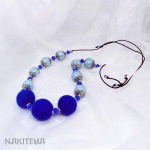 Modra ogrlica